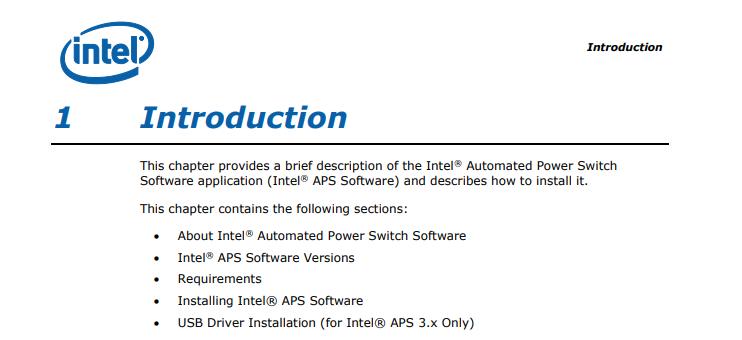 Анализ данных из последнего слива Intel - 27