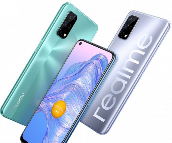 Realme выпустит самый дешёвый смартфон с 5G? Ему приписывают цену менее 200 долларов