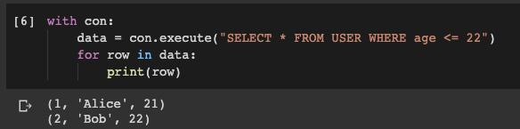 А вы знаете о том, что в Python есть встроенная СУБД? - 3