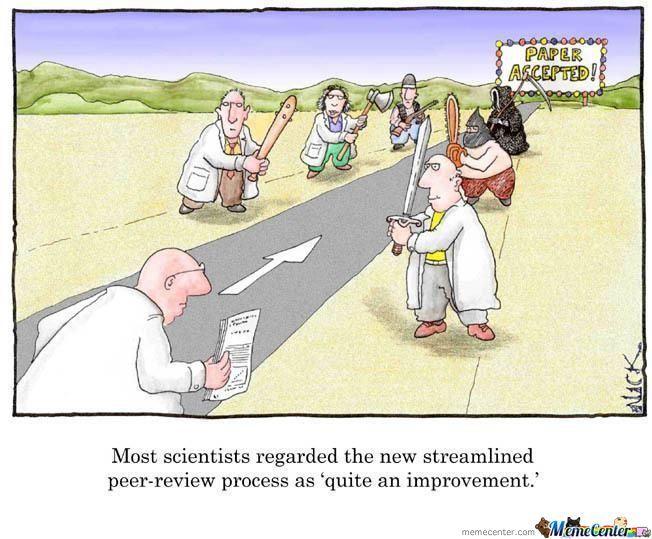 Как решать проблемы научных публикаций? - 2