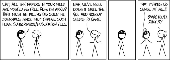 Как решать проблемы научных публикаций? - 3