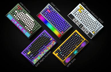 Представлена механическая клавиатура Cyberboard в духе Tesla Cybertruck