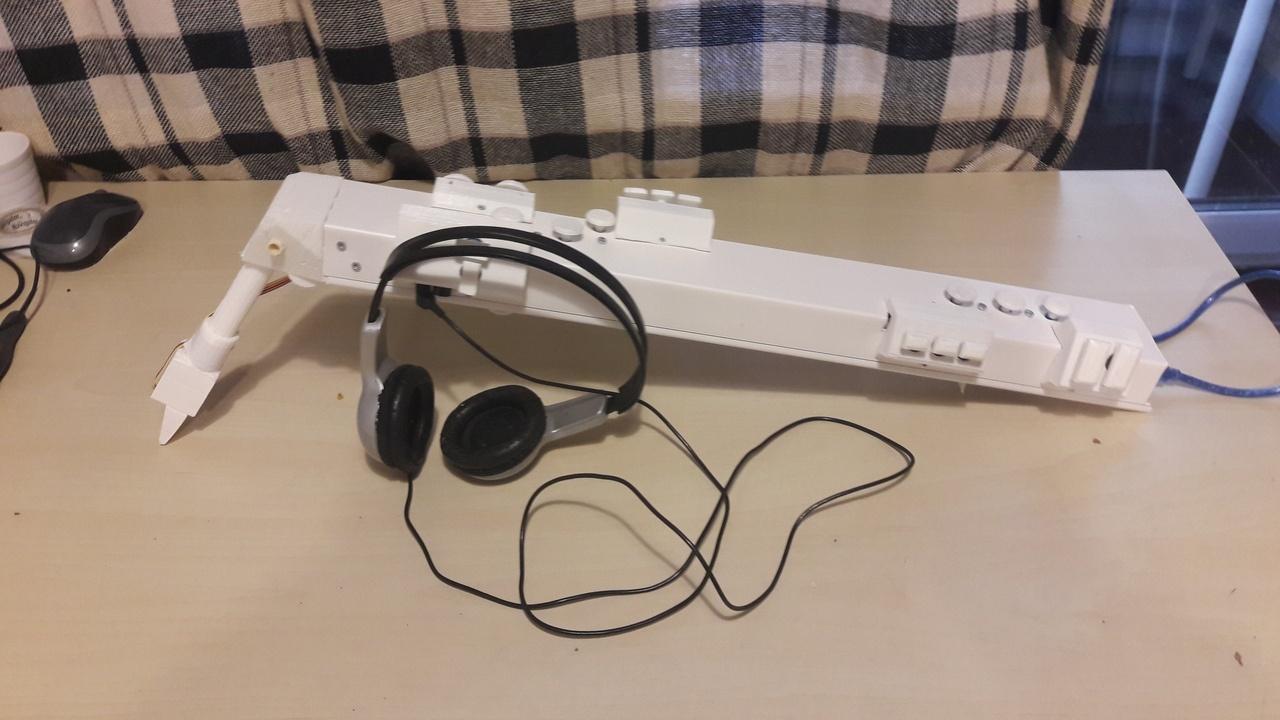 Электросаксофон: проект создания EWI шаг за шагом - 12