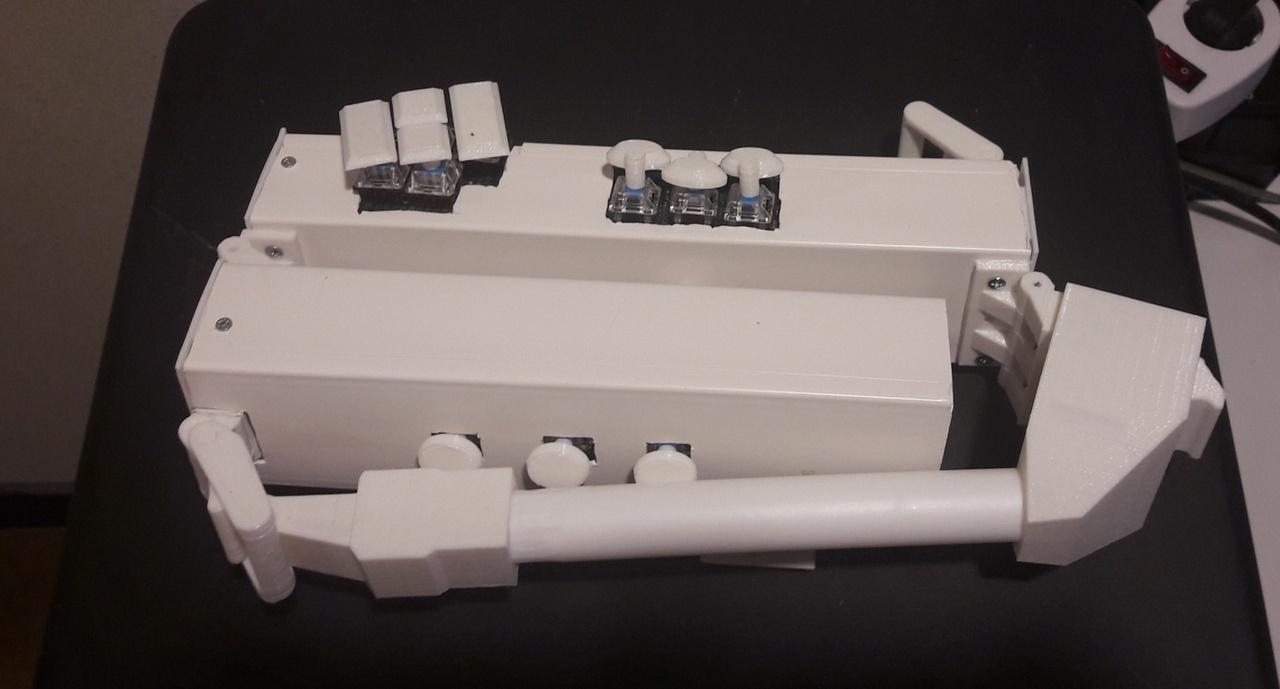 Электросаксофон: проект создания EWI шаг за шагом - 17