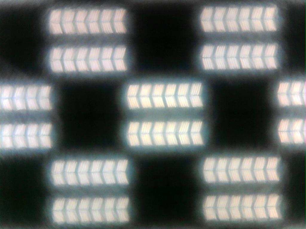 Проект «Радуга» – попытка показать цветное изображение на чёрно-белом мониторе - 8