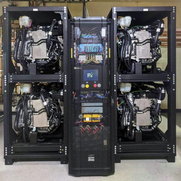 Серверы в дата-центре Microsoft проработали двое суток на водороде - 2