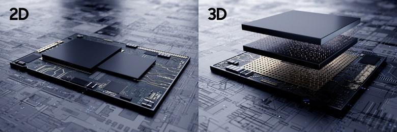 Samsung объявляет о доступности проверенной в кремнии технологии объемной компоновки X-Cube для микросхем, изготовленных по нормам 7 и 5 нм