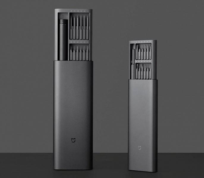Xiaomi представила новую фирменную отвертку с зарядкой по USB-C