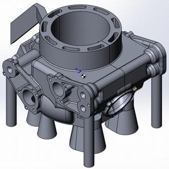 Свой 2-тактный мотор: песочница, куличики и 10кг расплавленного металла - 2