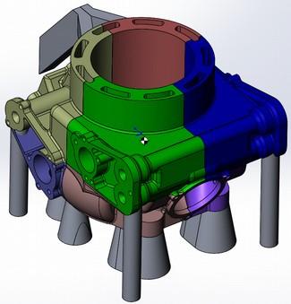 Свой 2-тактный мотор: песочница, куличики и 10кг расплавленного металла - 3