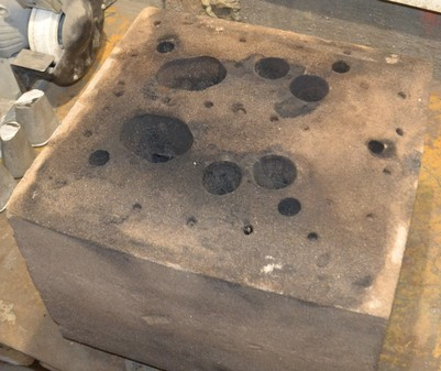 Свой 2-тактный мотор: песочница, куличики и 10кг расплавленного металла - 6