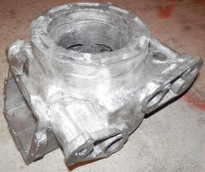 Свой 2-тактный мотор: песочница, куличики и 10кг расплавленного металла - 7