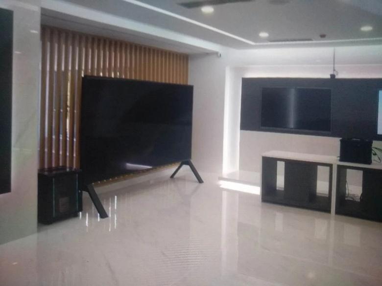 120-дюймовый телевизор 8K со 120-герцовым экраном. Sharp готовит внушительную новинку