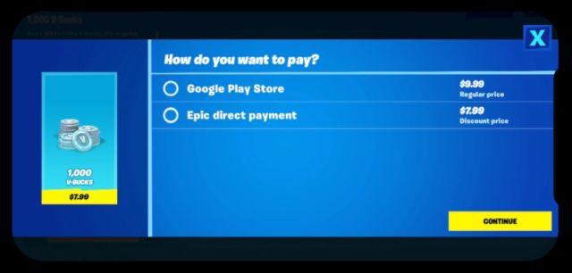 Fortnite удалили из Google Play и App Store