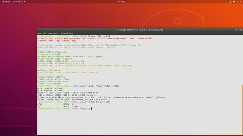 Paragon открыла свой драйвер NTFS для Linux, предложив включить его в ядро - 2