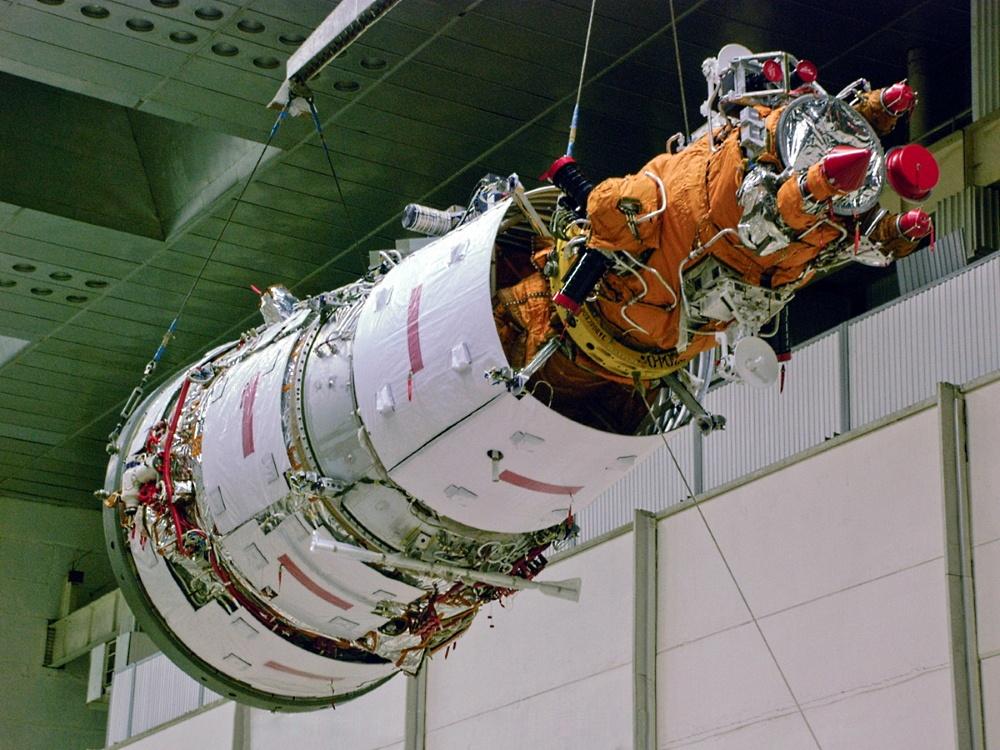 Орбитальные папарацци Роскосмоса - 2