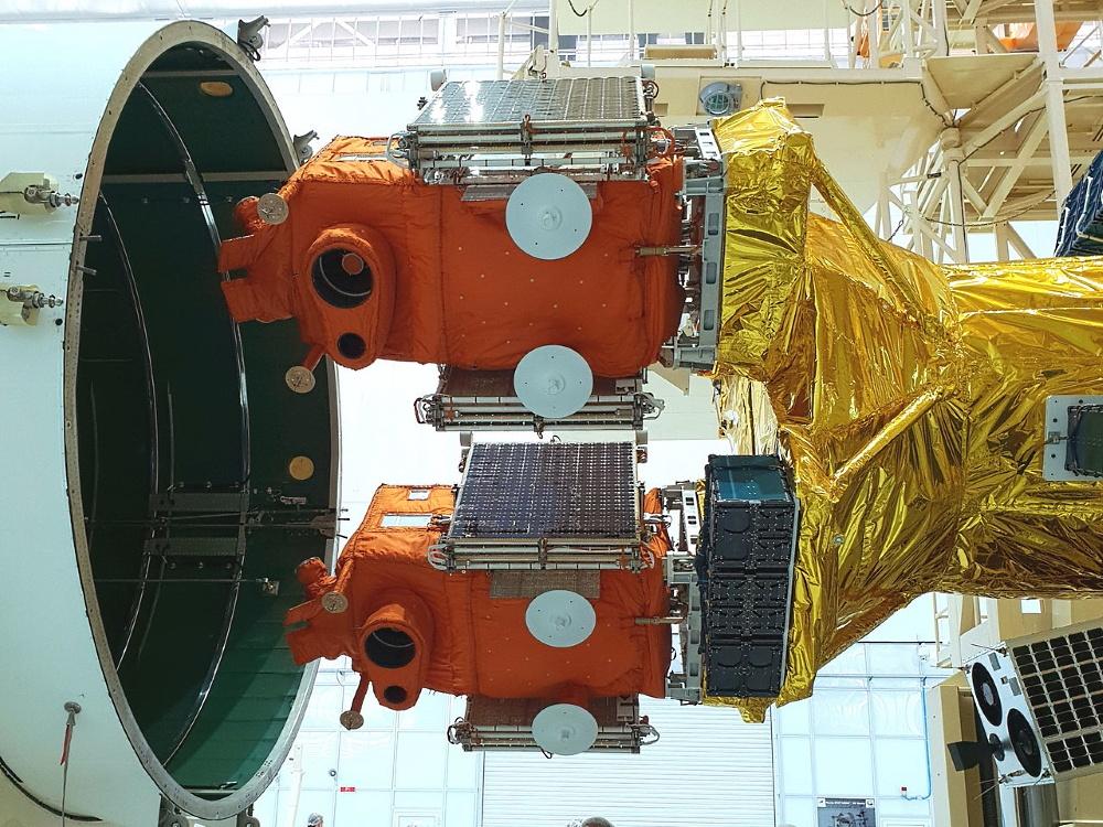Орбитальные папарацци Роскосмоса - 4