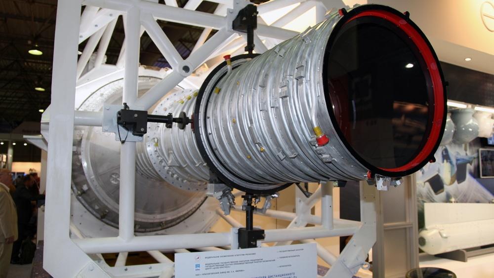 Орбитальные папарацци Роскосмоса - 1