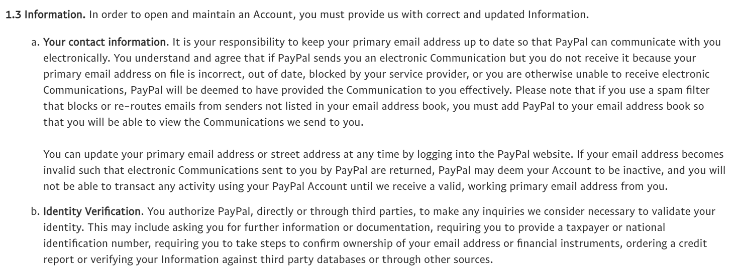 PayPal уже 20 лет блокирует аккаунты без объяснения причин - 2