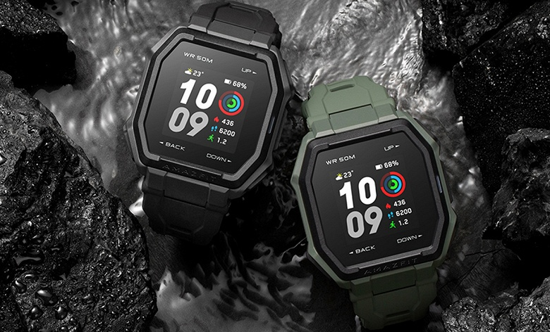 Умные часы Amazfit становятся всё популярнее. Huami смогла нарастить продажи даже в период пандемии