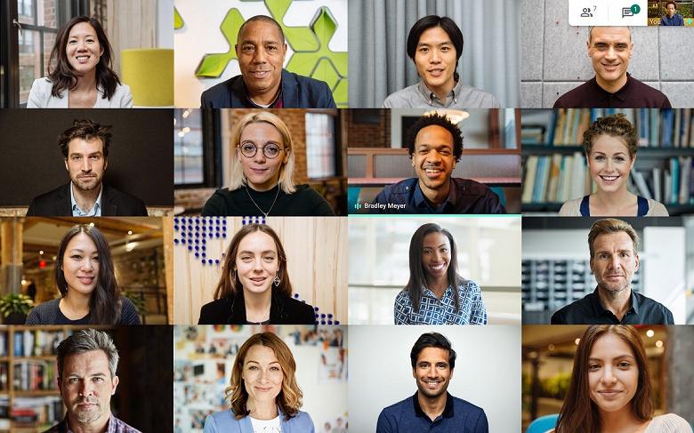 Видеовстречи Google Meet пришли на экраны телевизоров
