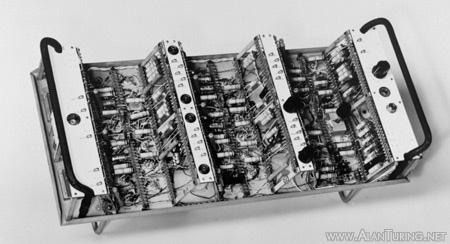 Алан Тьюринг, отец современного компьютера - 100