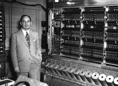Алан Тьюринг, отец современного компьютера - 11