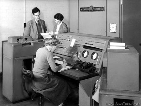 Алан Тьюринг, отец современного компьютера - 16