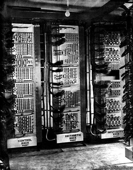 Алан Тьюринг, отец современного компьютера - 18