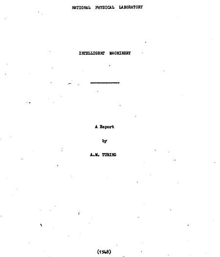 Алан Тьюринг, отец современного компьютера - 25