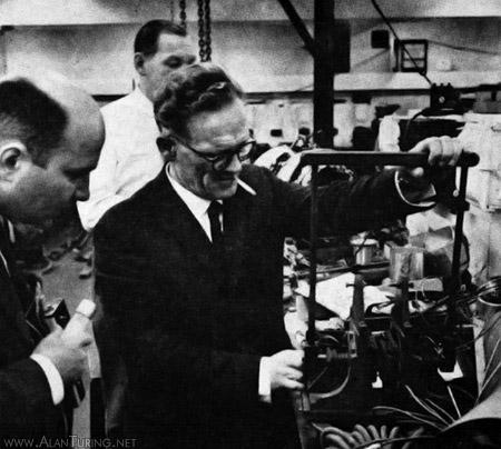 Алан Тьюринг, отец современного компьютера - 47