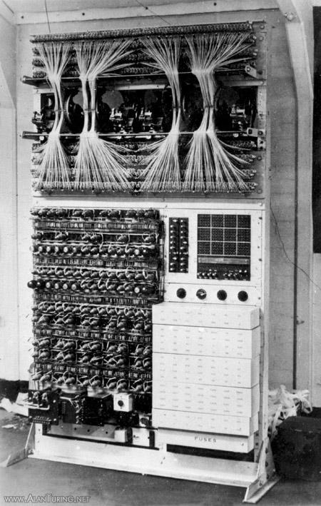 Алан Тьюринг, отец современного компьютера - 50