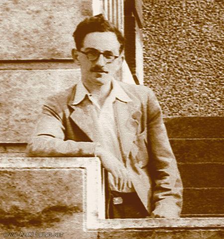 Алан Тьюринг, отец современного компьютера - 56