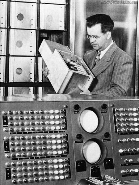 Алан Тьюринг, отец современного компьютера - 59