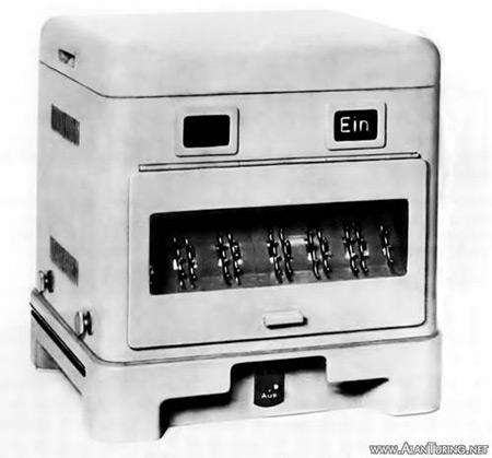 Алан Тьюринг, отец современного компьютера - 7