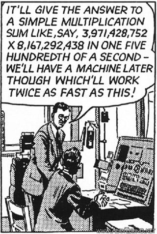 Алан Тьюринг, отец современного компьютера - 72