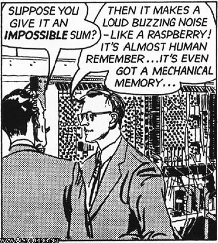 Алан Тьюринг, отец современного компьютера - 73