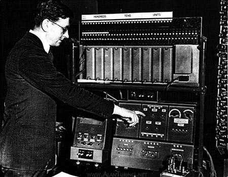 Алан Тьюринг, отец современного компьютера - 77