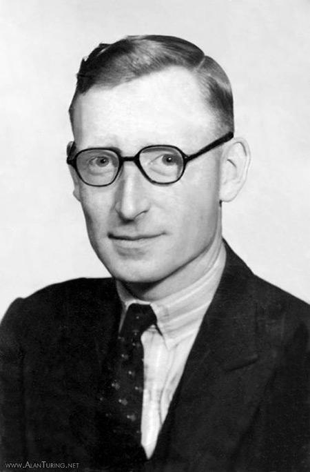 Алан Тьюринг, отец современного компьютера - 78