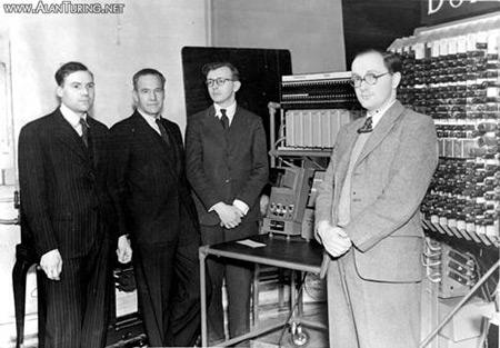 Алан Тьюринг, отец современного компьютера - 91