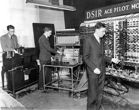 Алан Тьюринг, отец современного компьютера - 92