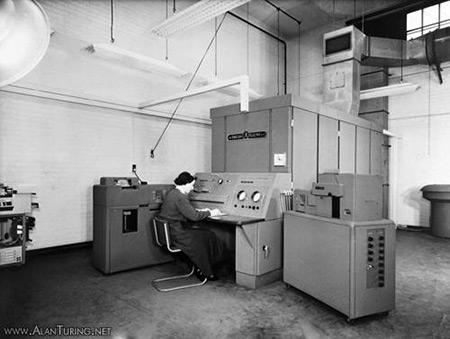 Алан Тьюринг, отец современного компьютера - 93