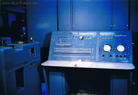 Алан Тьюринг, отец современного компьютера - 95
