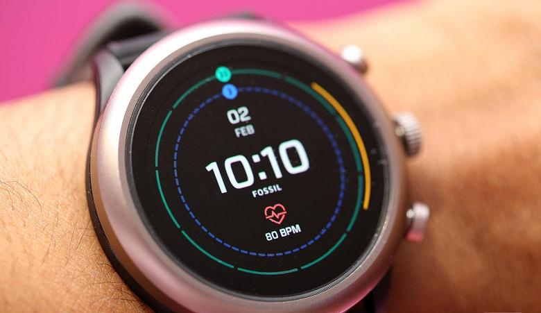 Большое количество умных часов с Wear OS стало лучше, причём без участия Google. Fossil выпустила крупное обновление