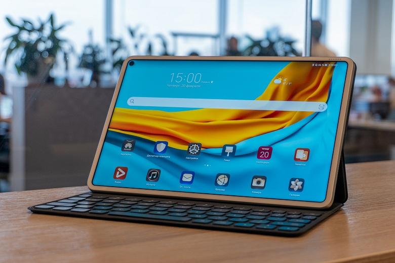Новинка Huawei может получить 11-дюймовый экран с повышенной кадровой частотой. Вероятно, это будет новый MatePad Pro