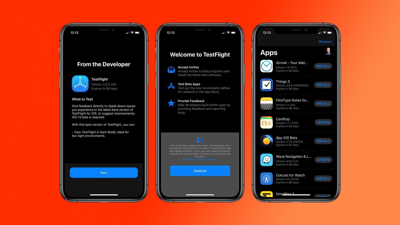 Airport — маркетплейс для приложений в TestFlight - 2