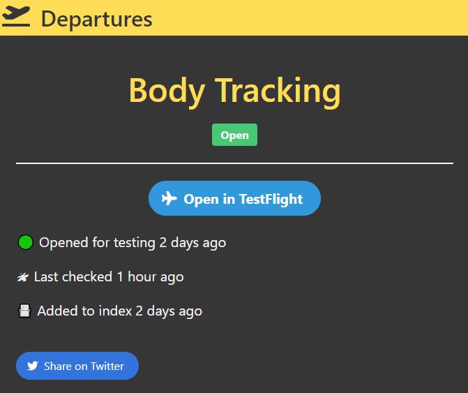 Airport — маркетплейс для приложений в TestFlight - 3