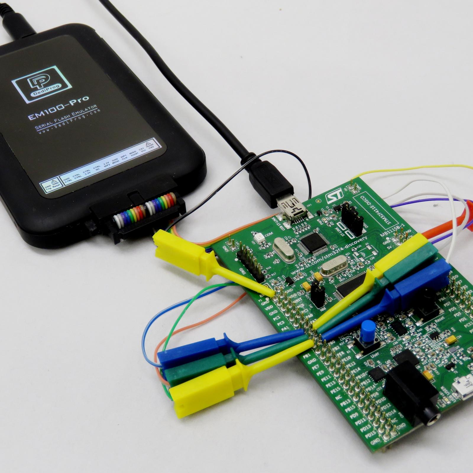 Реверс embedded: трассировка кода через SPI-flash - 3