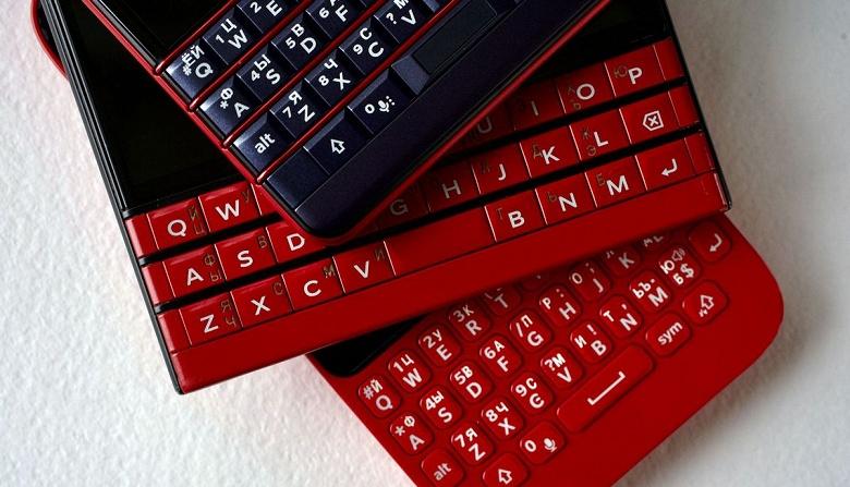 Самые американские смартфоны. Новый аппарат BlackBerry будет безопасным и получит топовую камеру
