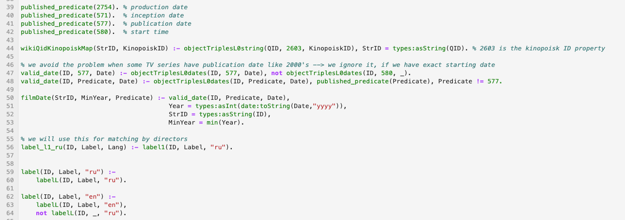 Заметки Дата Сайентиста: персональный обзор языков запросов к данным - 12